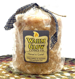 Warm Glow~Hansel & Gretel Candle - Country Cottage Gifts
