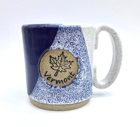 Blue Speckled Farmhouse Mug - Country Cottage Gifts