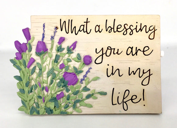 Blessing Picture - Country Cottage Gifts
