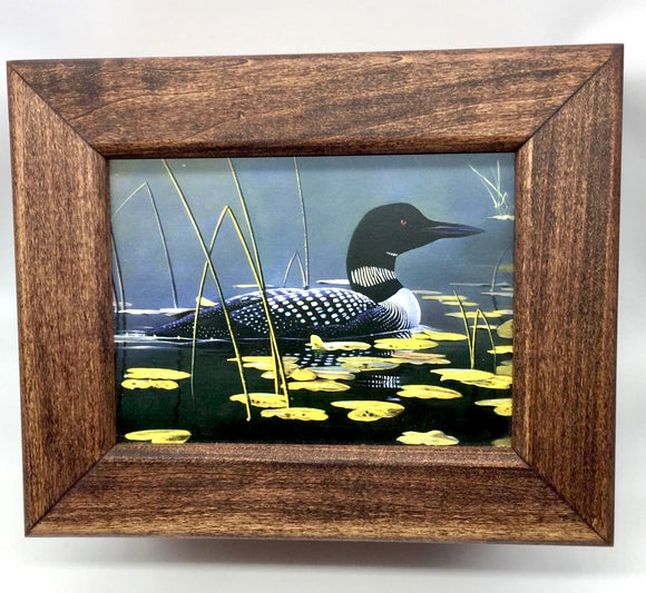 Adirondack Loon Treasure Box - Country Cottage Gifts