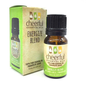 Energize Essential Oil - Country Cottage Gifts