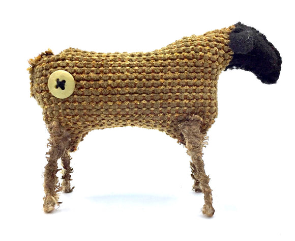 Folk Art Sheep - Country Cottage Gifts