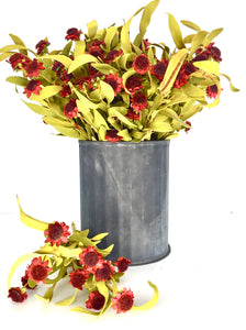 Maroon Floral Stems - Country Cottage Gifts