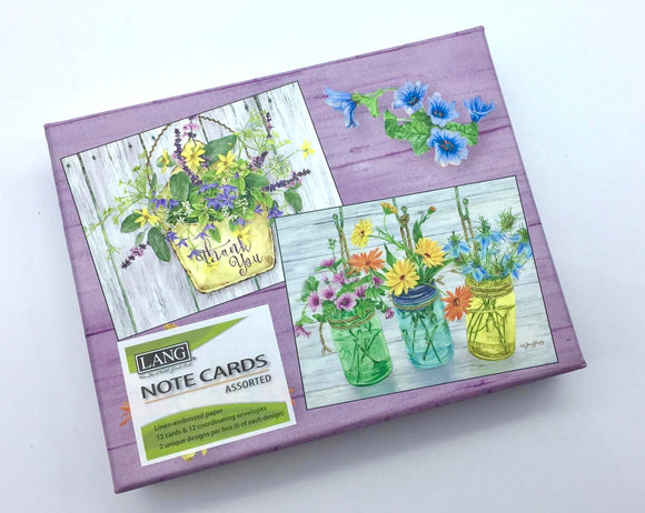 Lang Floral Thank You - Country Cottage Gifts