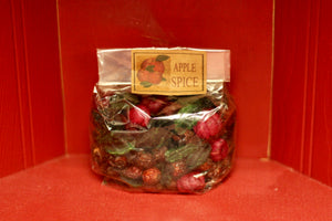 Apple Spice Potpourri - Country Cottage Gifts