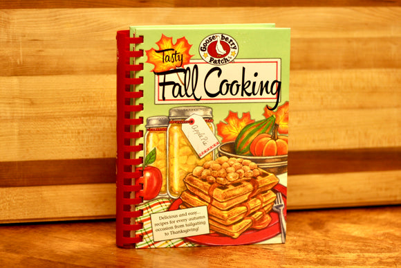 Tasty Fall Cooking - Country Cottage Gifts