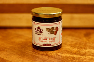 Strawberry Pure Fruit Spread - Country Cottage Gifts