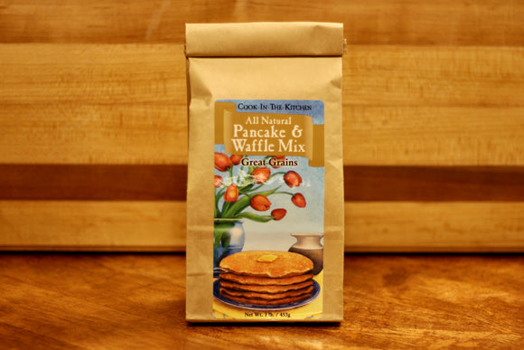 Great Grains Pancake & Waffle Mix - Country Cottage Gifts
