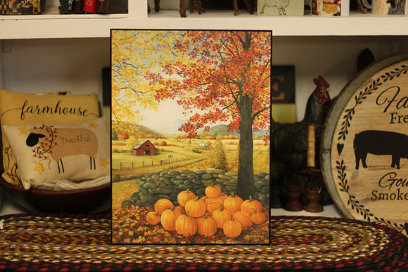 Autumn Splender Print - Country Cottage Gifts