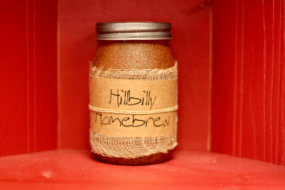 Hillbilly Homebrew Candle - Country Cottage Gifts