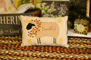 Thankful Pillow - Country Cottage Gifts