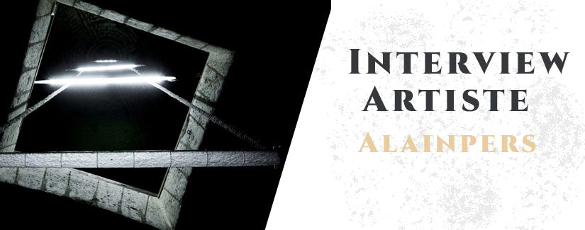 Interview de l'artiste Alainpers