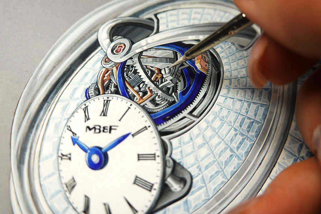 MB&F-painting