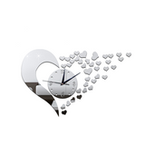 Horloge Murale Sticker DIY - Love