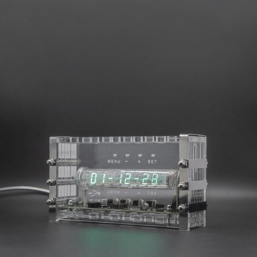 Horloge Nixie Design - Adafruit Angulaire