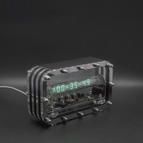 Horloge Nixie Design - Adafruit
