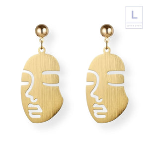 The Degazia Earrings - Lota & Chain