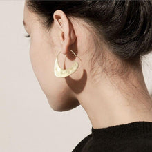 Load image into Gallery viewer, The Saville Hammered Earrings - Lota & Chain