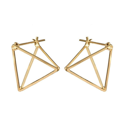 The Piramide Earrings