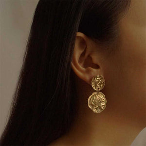 The Amore Earrings - Lota & Chain