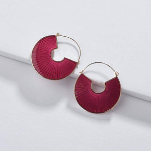 The Fera Earrings - Lota & Chain