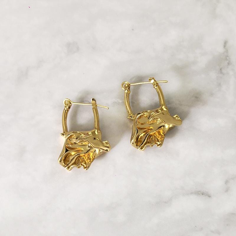 The Alta Earrings - Lota & Chain