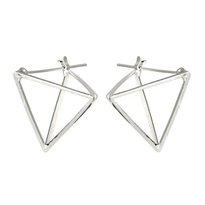 The Piramide Earrings - Lota & Chain