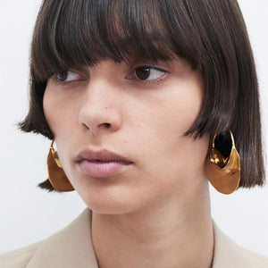 The Forma Earrings - Lota & Chain