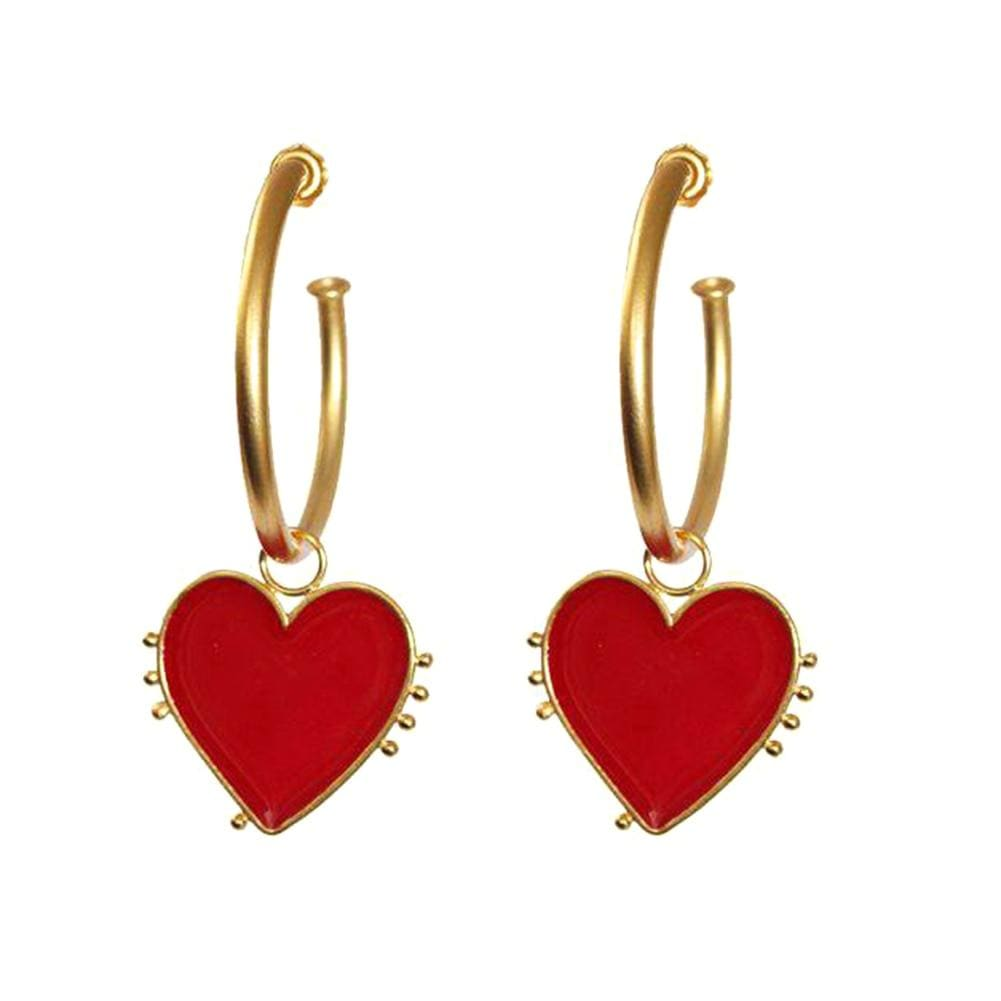 The All Loving Earrings - Lota & Chain
