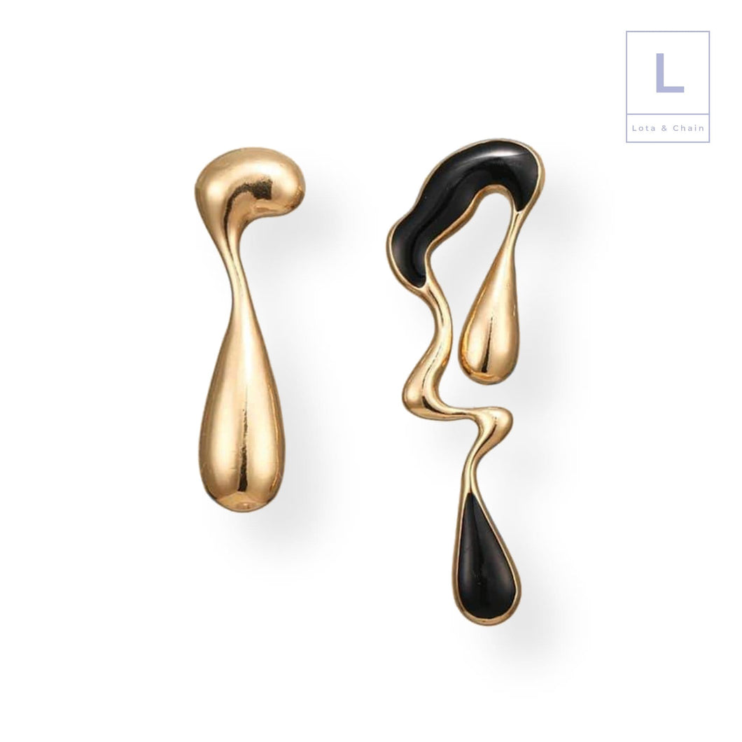 The Couler Earrings - Lota & Chain