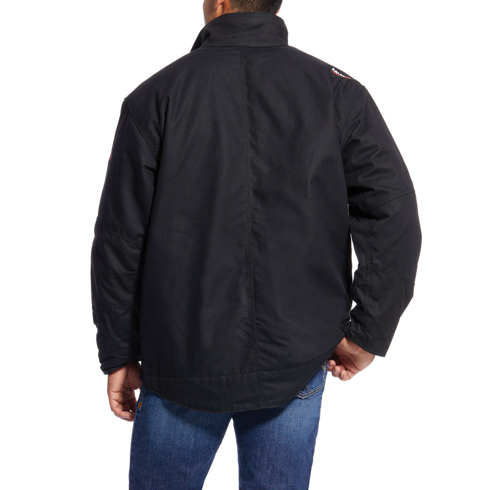 Ariat FR Men's Workhorse Black Insulated Jacket 10024028