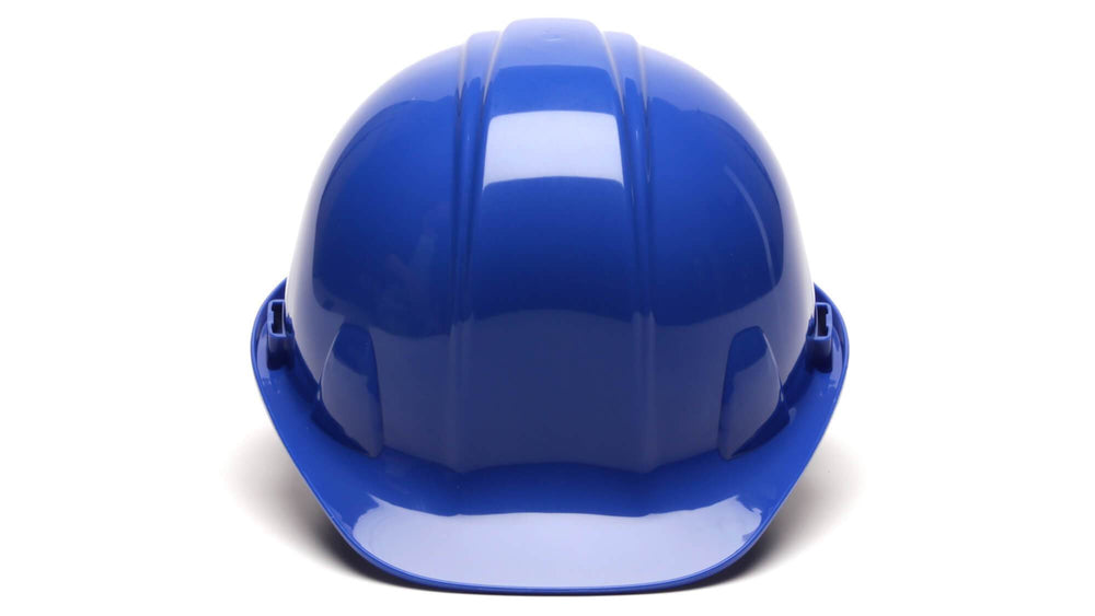 Blue SL Standard Hard Hat 4 Point