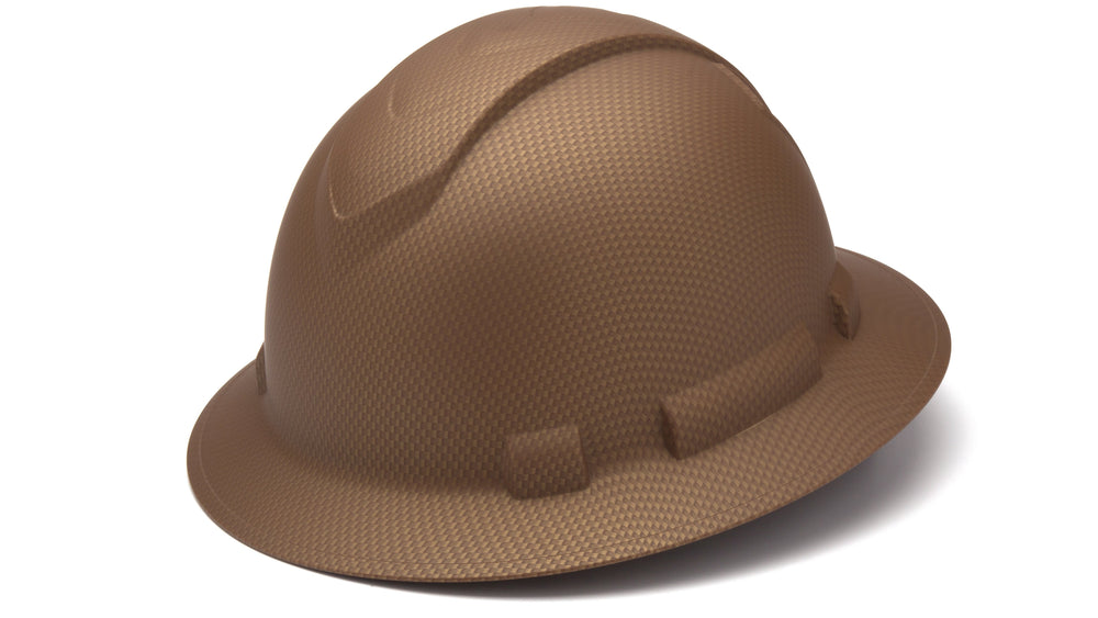 Copper Ridgeline Full Brim Hard Hat