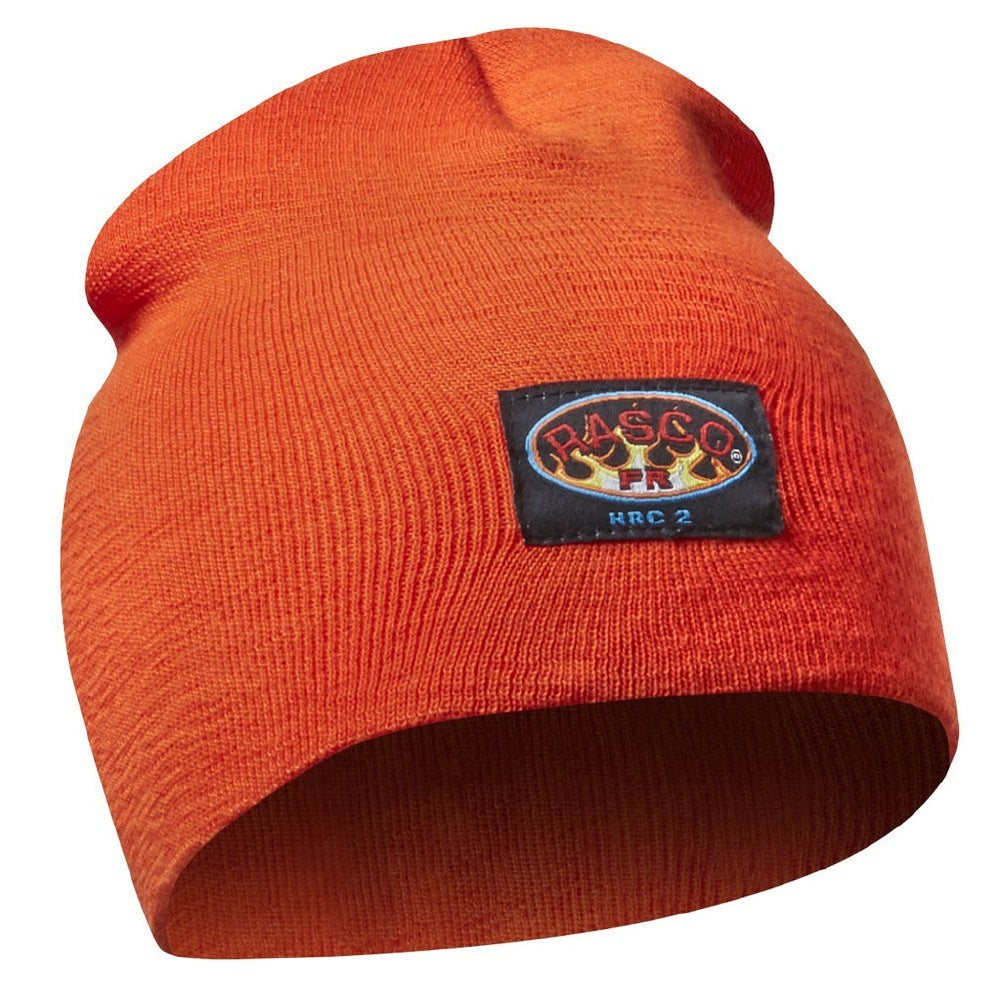 ORANGE KNITTED CAP