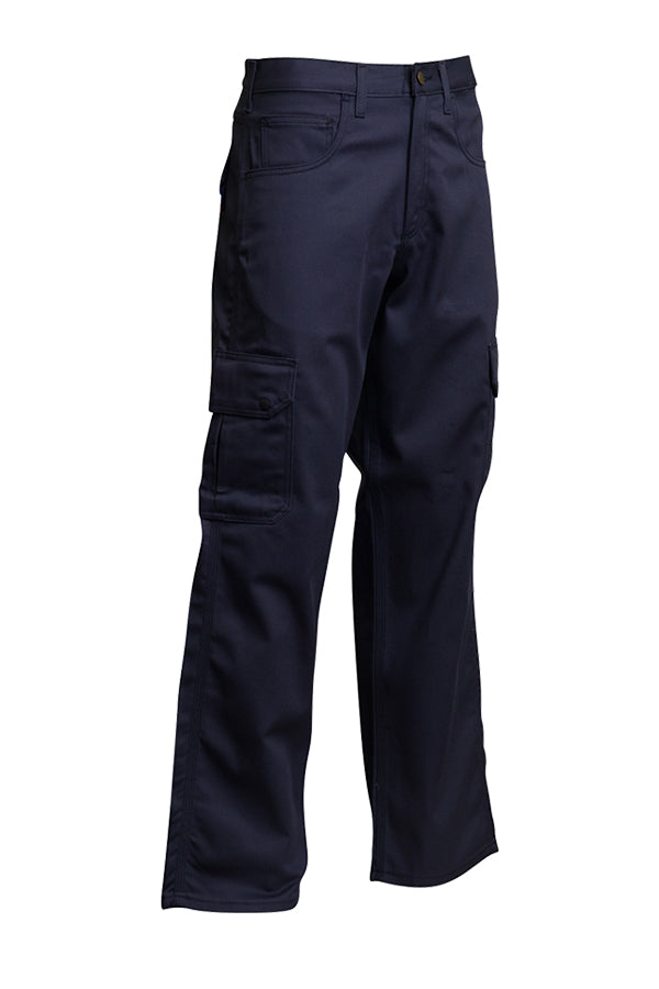 Lapco FR 9oz. Navy Cargo Pants P-INCNYT9 Right