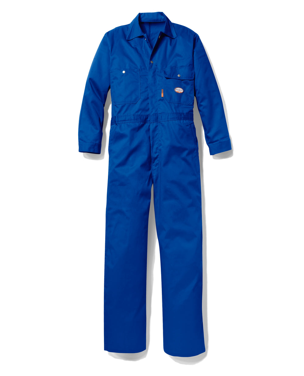 Rasco FR FR2830RB Royal Blue 6.5oz Westex DH Contractor Coverall