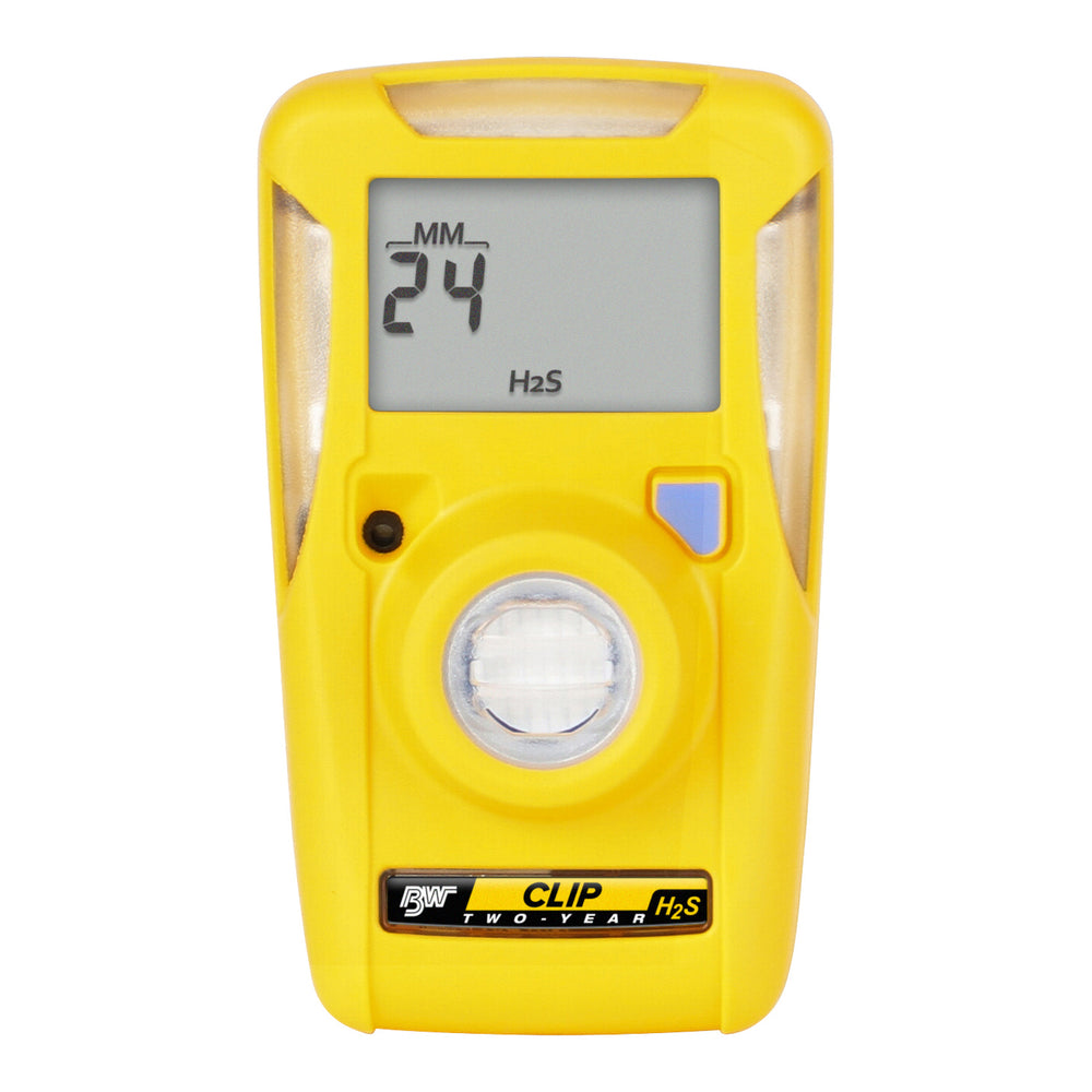 BW Clip 2 Year H2S Single Gas Detector BWC2-H
