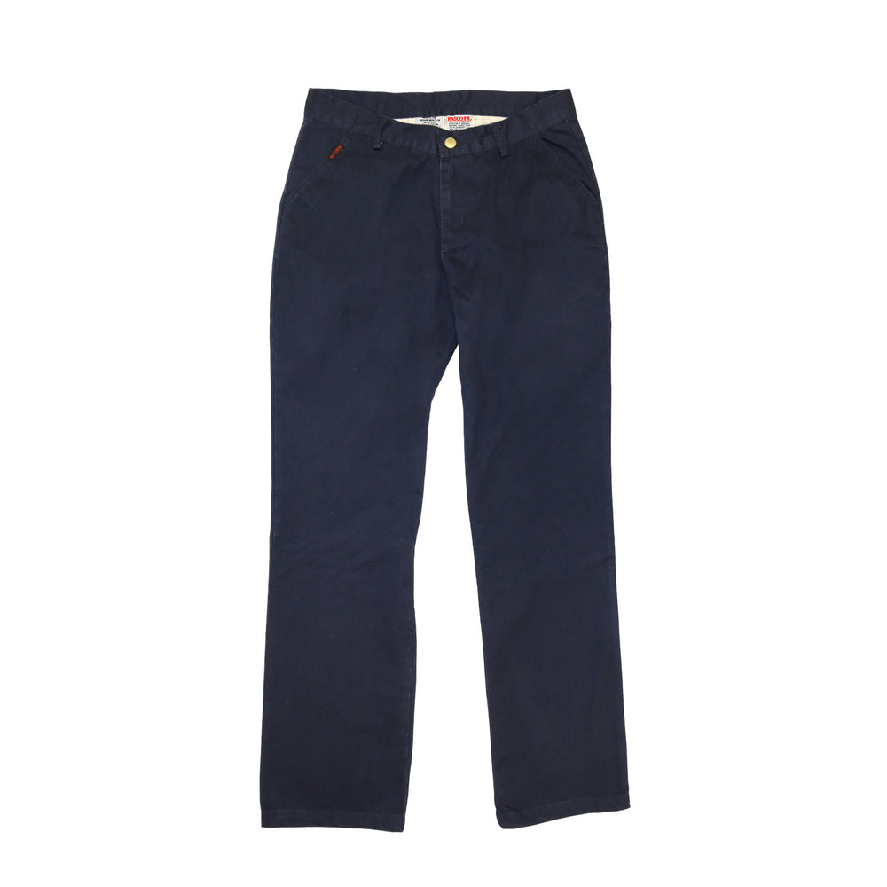 Women's Flame Resistant Navy Pants - W-NFP751