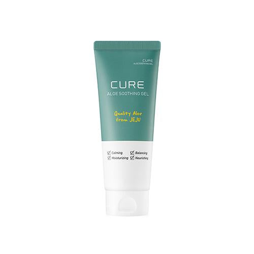 Cure soothing gel box image