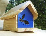 Blue Orchard Royal Bee House