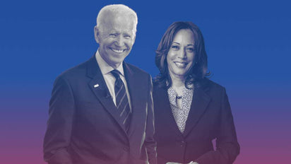 Kamala Harris makes history as first black woman and South Asian elected VP
