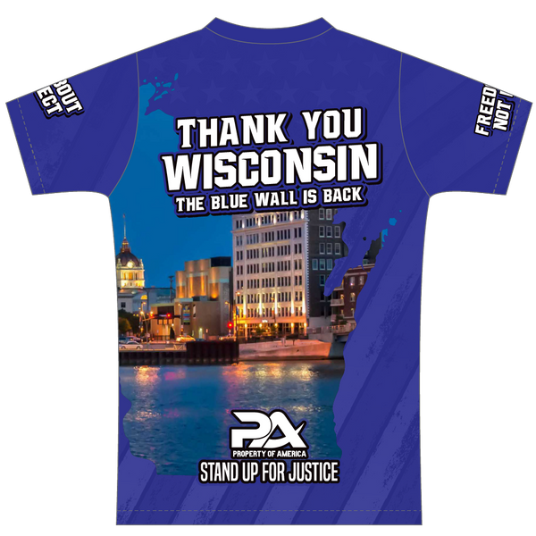 Thank you Wisconsin! Shirt
