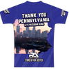 Thank you Pennsylvania! Shirt