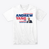 Andrew Yang for Commerce Secretary T-shirt