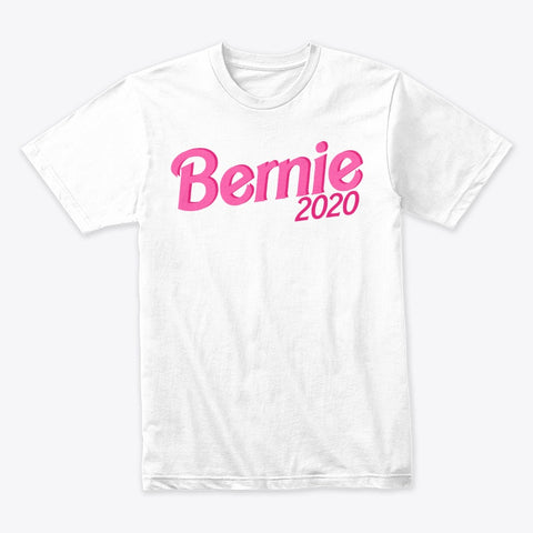 Bernie Barbie T-Shirt