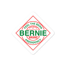 Load image into Gallery viewer, Bernie Tabasco Sticker