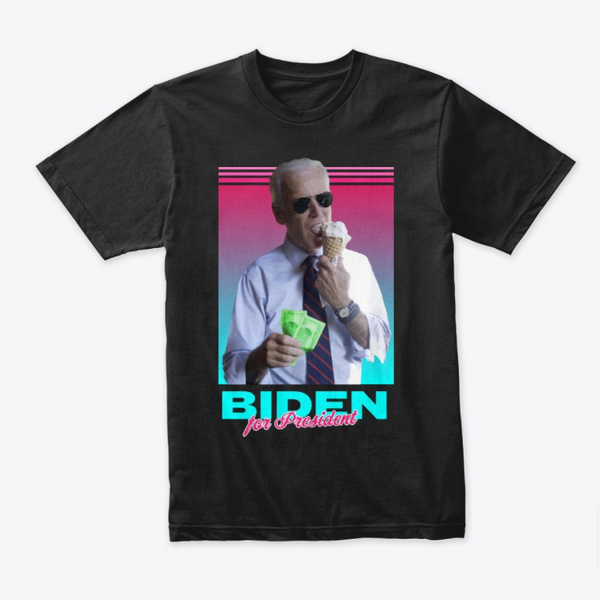 Biden for President Tropical T-Shirt
