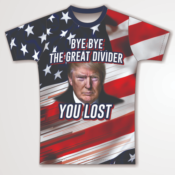 Bye Bye Great Divider T-Shirt