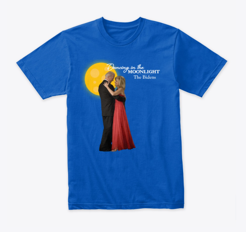 Dancing in the Moonlight - The Bidens T-Shirt