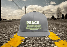 Load image into Gallery viewer, Peace! Hat